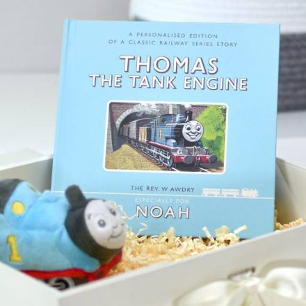 Thomas the Tank Engine Personalised Gift Set